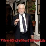 Robert De Niro Net Worth 2020