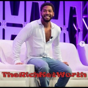 Jussie Smollett net worth in 2020