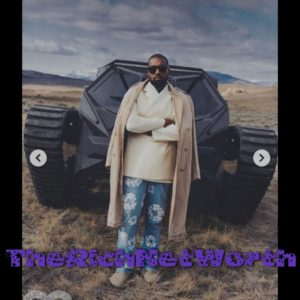 Kanye West Net Worth In 2020