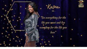 BBNaija: Ka3na And Lilo Have Been Evicted