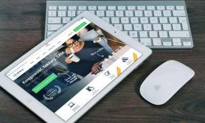 Apple's iPad Air in Amazon
